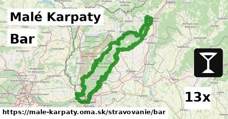 ilustračný obrázok k Bar, Malé Karpaty
