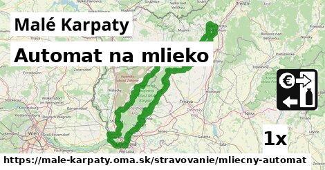 ilustračný obrázok k Automat na mlieko, Malé Karpaty