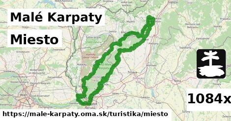 miesto v Malé Karpaty