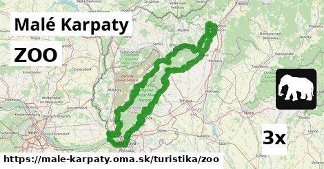 ilustračný obrázok k ZOO, Malé Karpaty