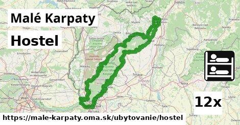 hostel v Malé Karpaty