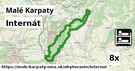 internát v Malé Karpaty