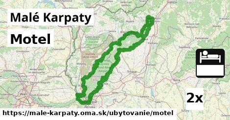 ilustračný obrázok k Motel, Malé Karpaty