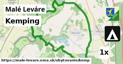 ilustračný obrázok k Kemping, Malé Leváre