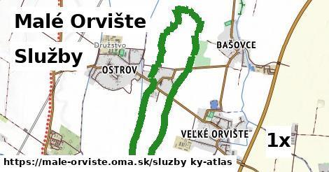 služby v Malé Orvište