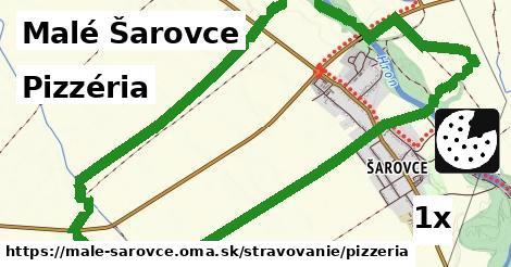 pizzéria v Malé Šarovce