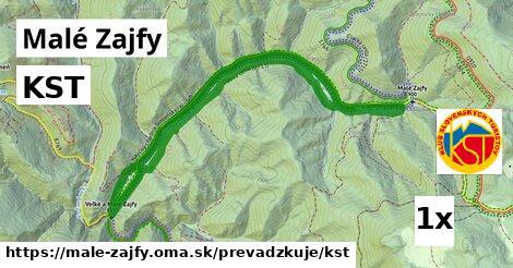 ilustračný obrázok k KST, Malé Zajfy