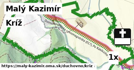 ilustračný obrázok k Kríž, Malý Kazimír