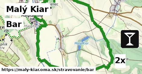 bar v Malý Kiar
