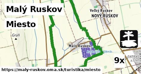 ilustračný obrázok k Miesto, Malý Ruskov
