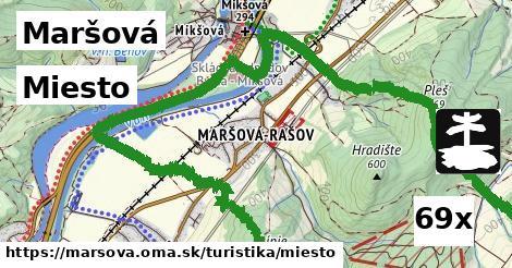 ilustračný obrázok k Miesto, Maršová