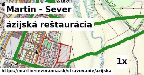 ázijská reštaurácia v Martin - Sever