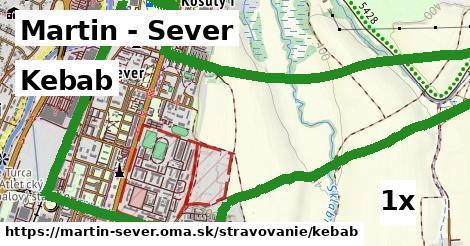 kebab v Martin - Sever