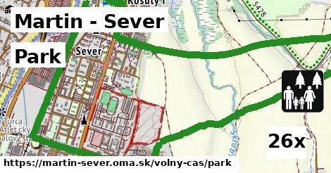 park v Martin - Sever