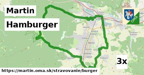 ilustračný obrázok k Hamburger, Martin