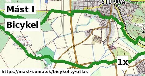 bicykel v Mást I