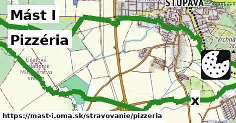 pizzéria v Mást I