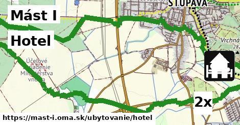 hotel v Mást I