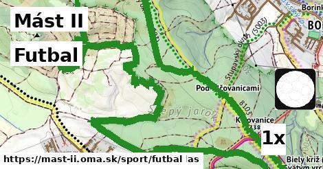 futbal v Mást II