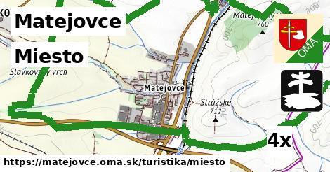 miesto v Matejovce
