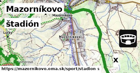 štadión v Mazorníkovo