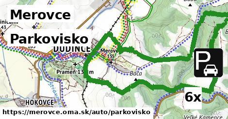ilustračný obrázok k Parkovisko, Merovce
