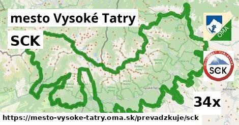 ilustračný obrázok k SCK, mesto Vysoké Tatry
