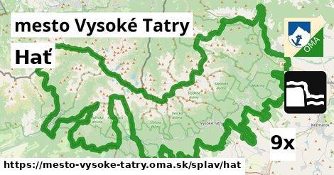 ilustračný obrázok k Hať, mesto Vysoké Tatry