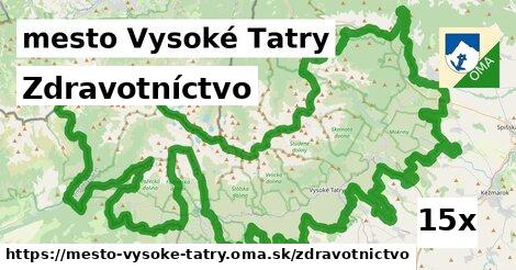 zdravotníctvo v mesto Vysoké Tatry