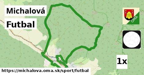 ilustračný obrázok k Futbal, Michalová