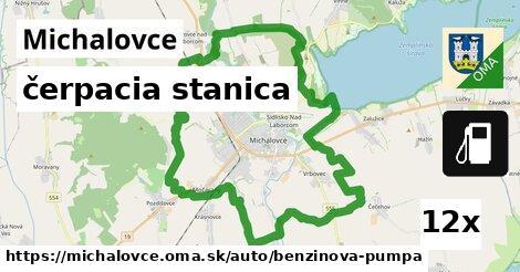 čerpacia stanica, Michalovce