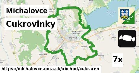Cukrovinky, Michalovce