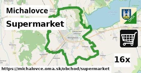 Supermarket, Michalovce