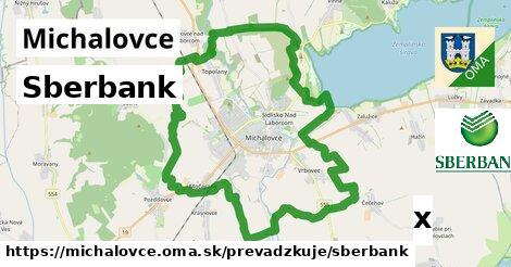 Sberbank v Michalovce