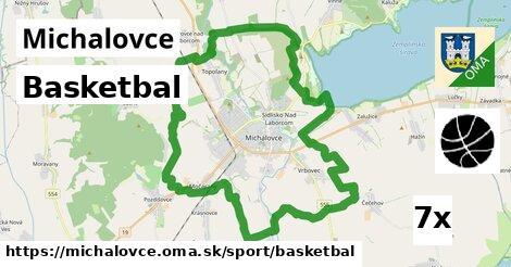 Basketbal, Michalovce