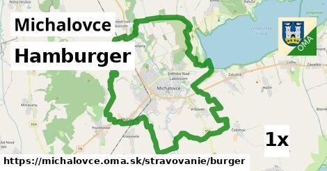 Hamburger, Michalovce