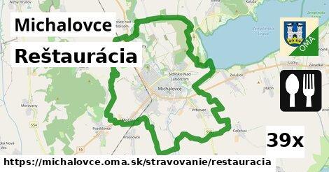 Reštaurácia, Michalovce
