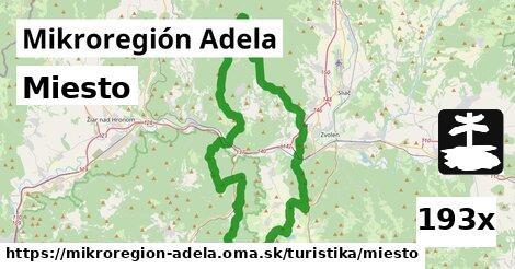 ilustračný obrázok k Miesto, Mikroregión Adela