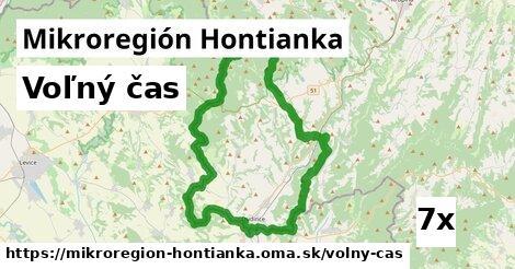 voľný čas v Mikroregión Hontianka