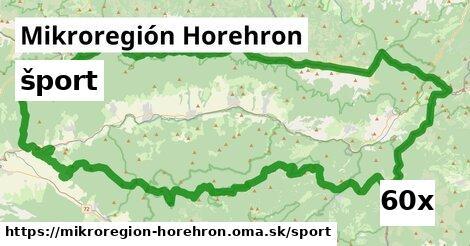 šport v Mikroregión Horehron