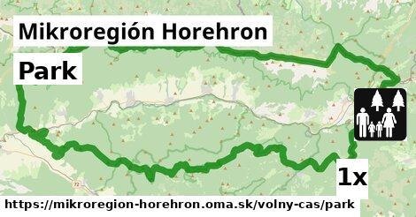 park v Mikroregión Horehron