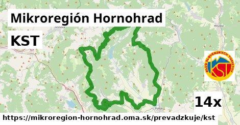 KST v Mikroregión Hornohrad