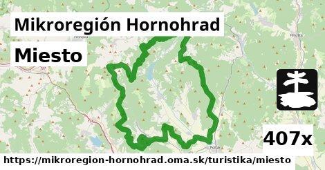 miesto v Mikroregión Hornohrad