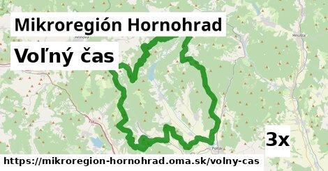 voľný čas v Mikroregión Hornohrad