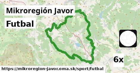 ilustračný obrázok k Futbal, Mikroregión Javor