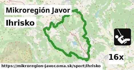 ilustračný obrázok k Ihrisko, Mikroregión Javor