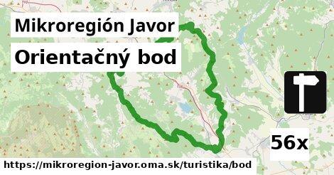orientačný bod v Mikroregión Javor