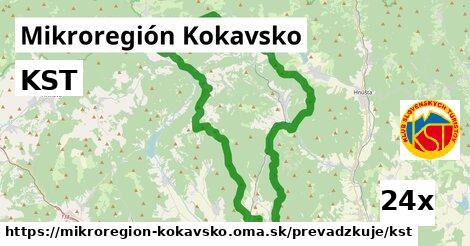 KST v Mikroregión Kokavsko