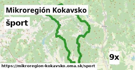 šport v Mikroregión Kokavsko