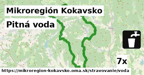 pitná voda v Mikroregión Kokavsko